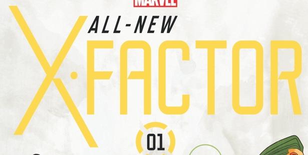 All-New X-Factor Vol 1