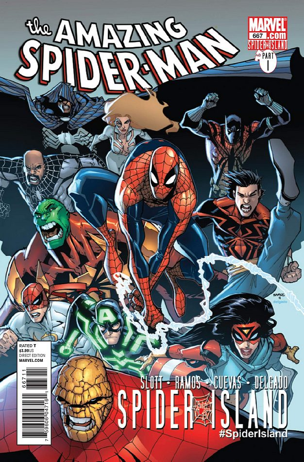 Amazing Spider-Man Vol 1 667