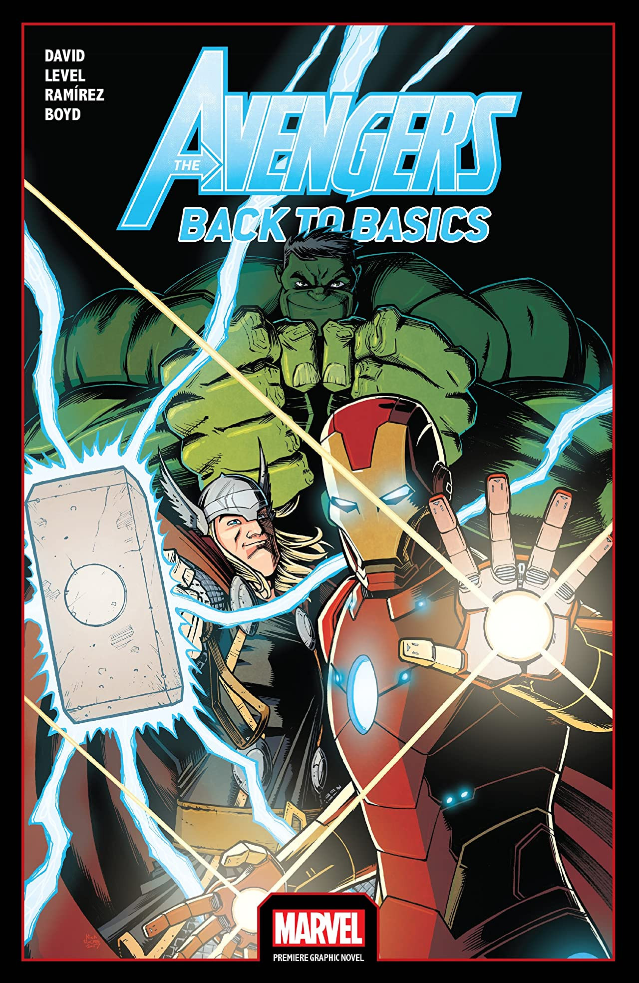 Avengers: Back to Basics TPB Vol 1 1