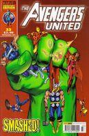 Avengers United Vol 1 33