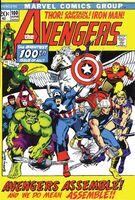 Avengers Vol 1 100