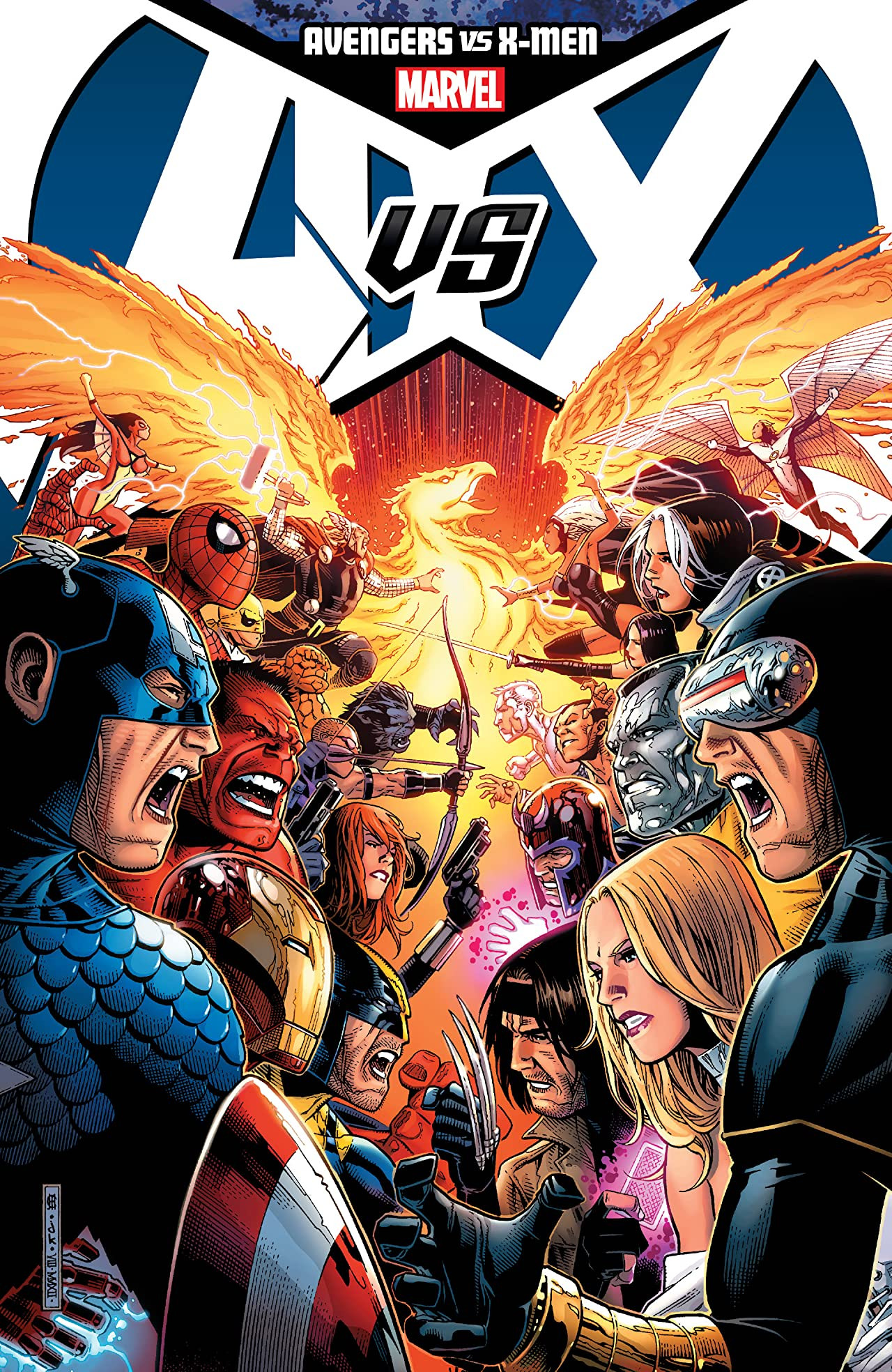 Avengers vs. X-Men Collection Vol 1 1