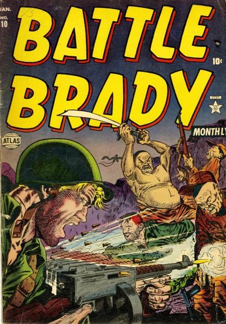 Battle Brady Vol 1