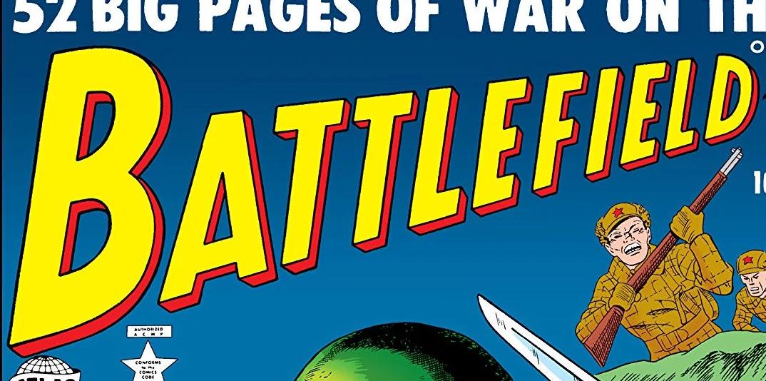 Battlefield Vol 1