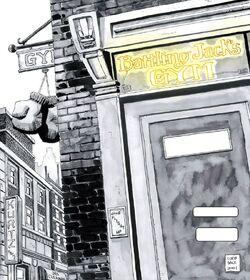 Battling Jack's Gym from Daredevil Yellow Vol 1 6 0001.jpg