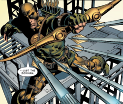 Bowman (Earth-616) from Amazing Spider-Man Vol 1 520 0001.png