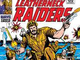 Capt. Savage and his Leatherneck Raiders Vol 1 1