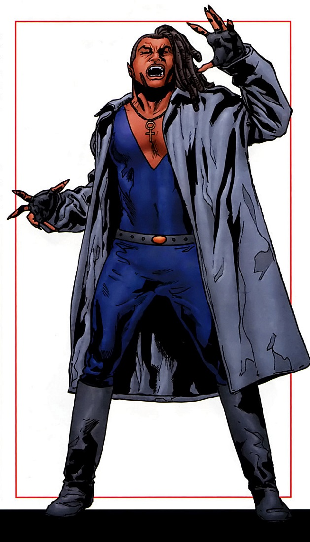 Carl Blake (Earth-616)