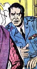 Colonel Hendershoot (Earth-616)