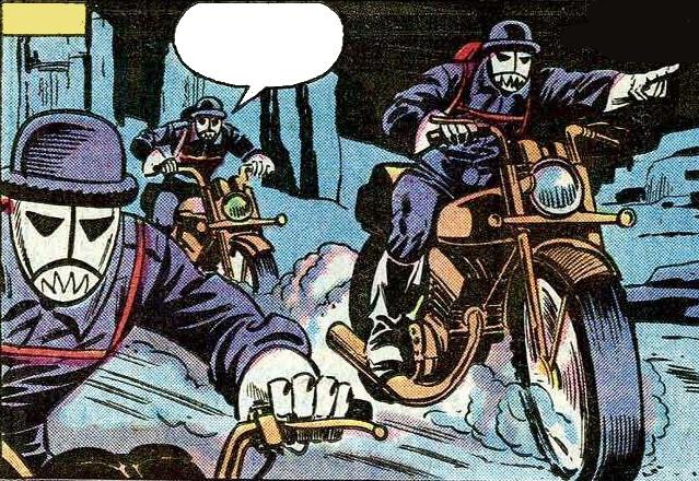Death Cult (Ghost Rider Foes) (Earth-616)