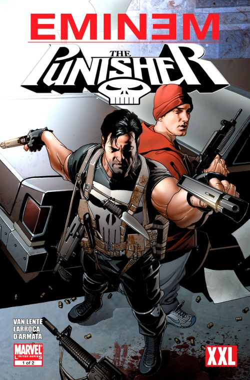 Eminem/The Punisher Vol 1