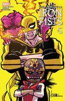Immortal Iron Fists Vol 1 5