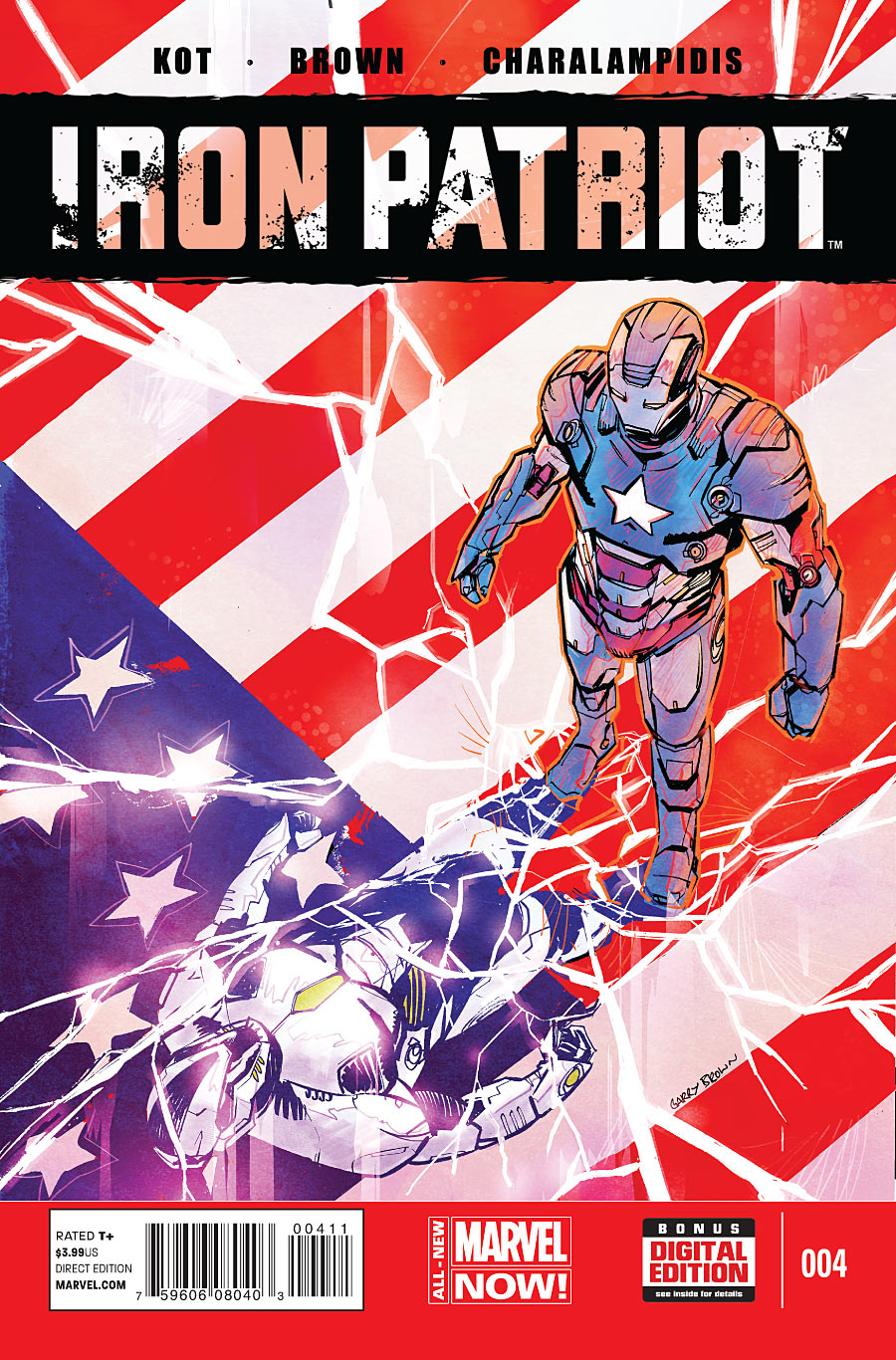 Iron Patriot Vol 1 4