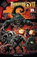 King in Black Thunderbolts Vol 1 1