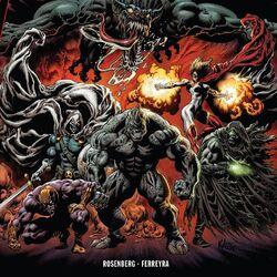 King in Black: Thunderbolts Vol 1 1