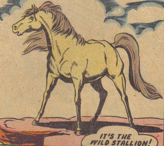 Lightning (Tex Morgan) (Earth-616)