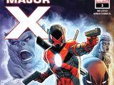 Major X Vol 1 1