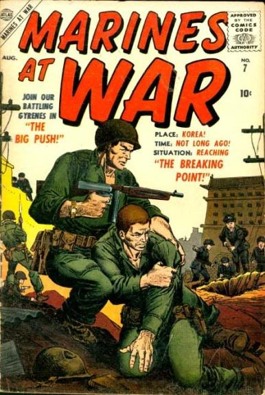 Marines at War Vol 1 7