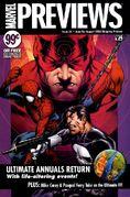 Marvel Previews Vol 1 34
