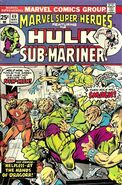 Marvel Super-Heroes Vol 1 49