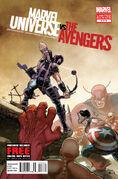 Marvel Universe Vs. The Avengers Vol 1 3