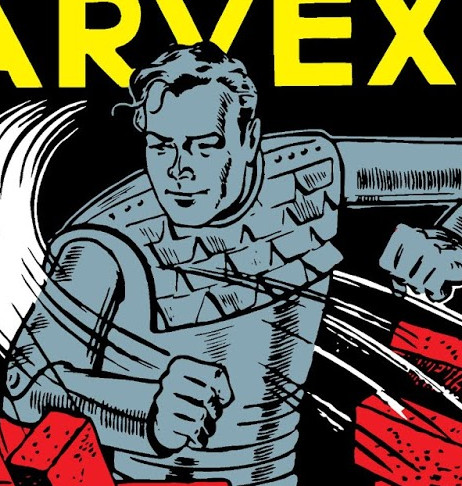 Marvex the Super-Robot (Earth-616)