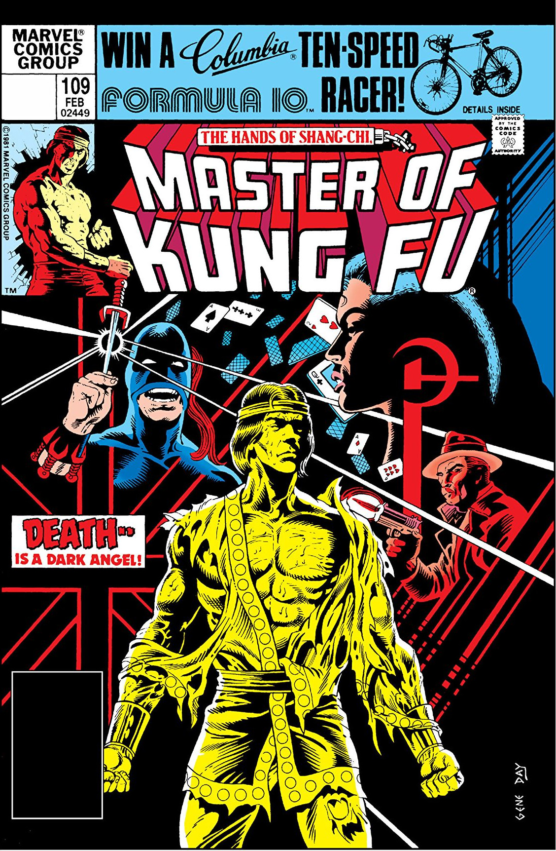 Master of Kung Fu Vol 1 109