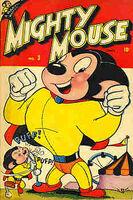 Mighty Mouse Comics Vol 1 3