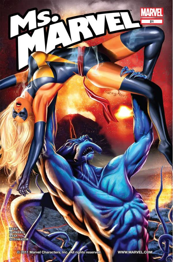 Ms. Marvel Vol 2 21