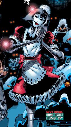 Nanny (Magneto's Robot) (Earth-616) from Uncanny X-Men Vol 1 347 001.jpg
