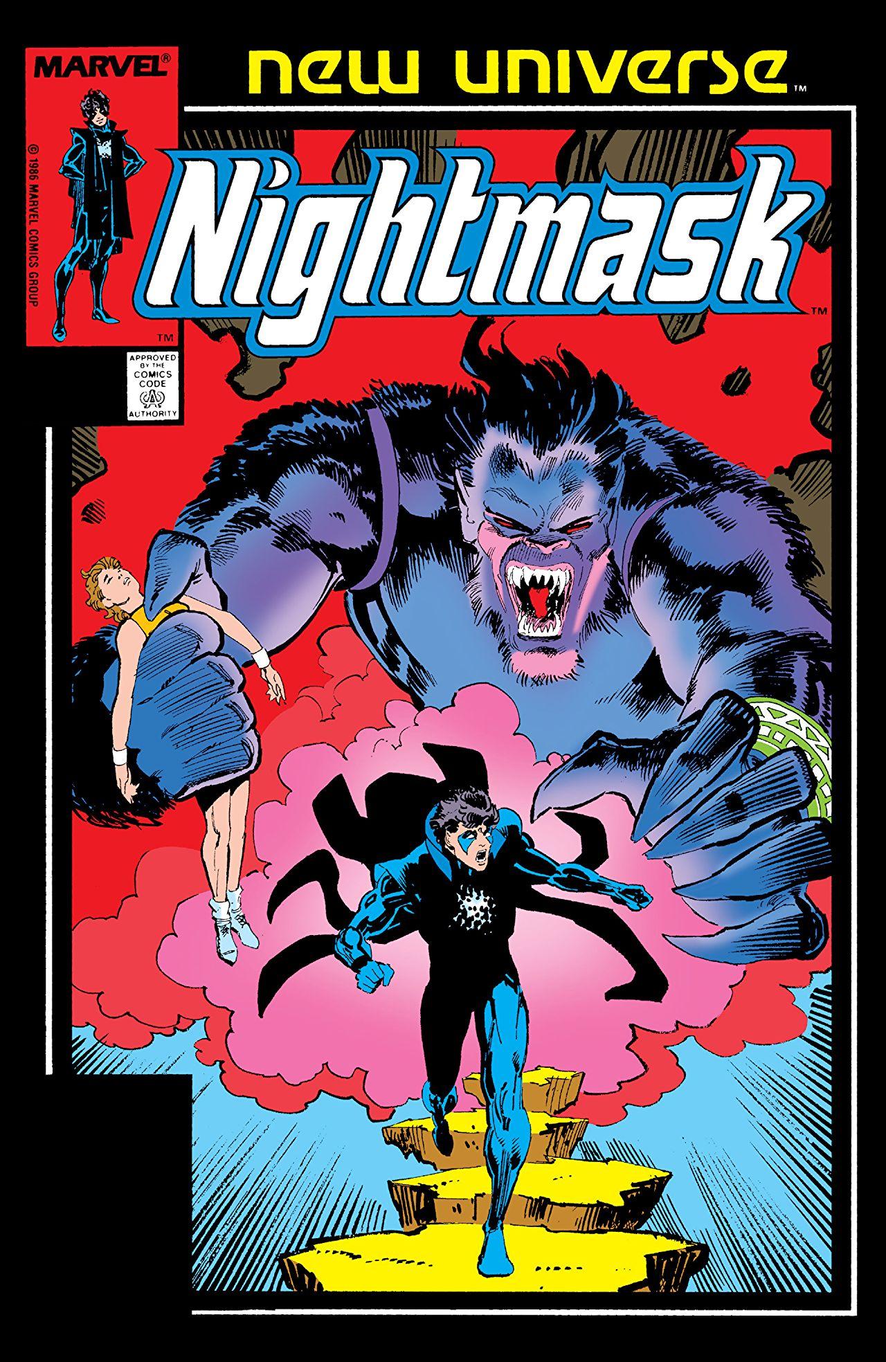 Nightmask Vol 1 6