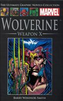 Official Marvel Graphic Novel Collection Vol 1 12