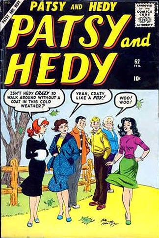 Patsy and Hedy Vol 1 62