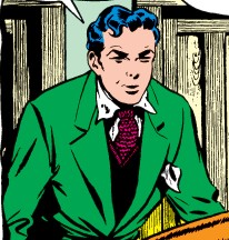 Peter Maher (Earth-616)
