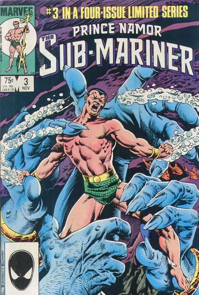 Prince Namor the Sub-Mariner Vol 1 3