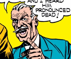 Commissioner Reagan (Earth-616)