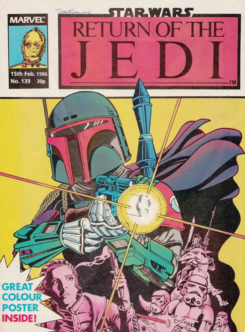 Return of the Jedi Weekly (UK) Vol 1 139