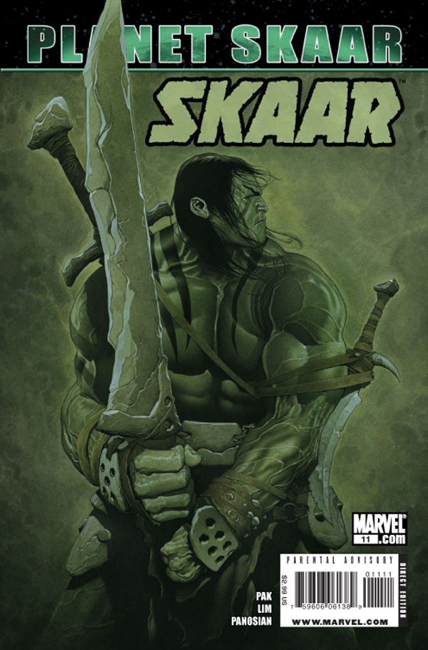 Skaar: Son of Hulk Vol 1 11