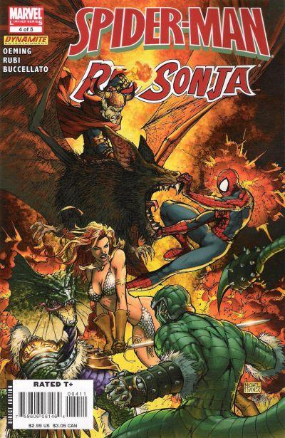 Spider-Man / Red Sonja Vol 1 4