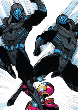 Ten Rings (Earth-616) from Ironheart Vol 1 2 001.png