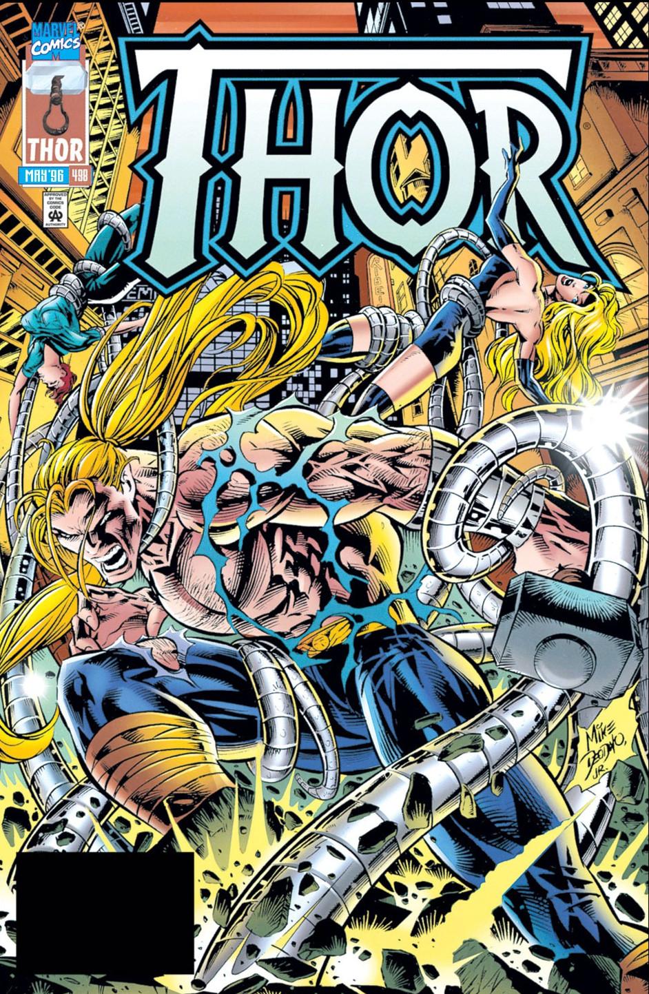 Thor Vol 1 498
