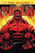 True Believers Hulk - Red Hulk Vol 1 1