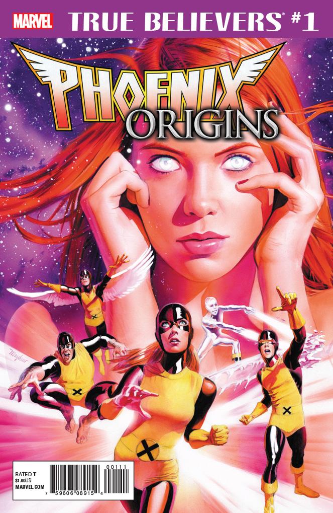 True Believers: Phoenix Origins Vol 1 1