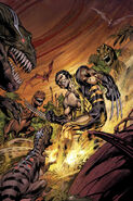 Uncanny X-Men Vol 1 456 Textless