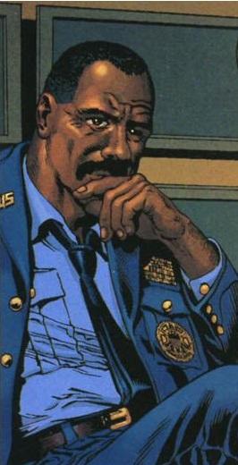 Walter Montgomery (Earth-616)