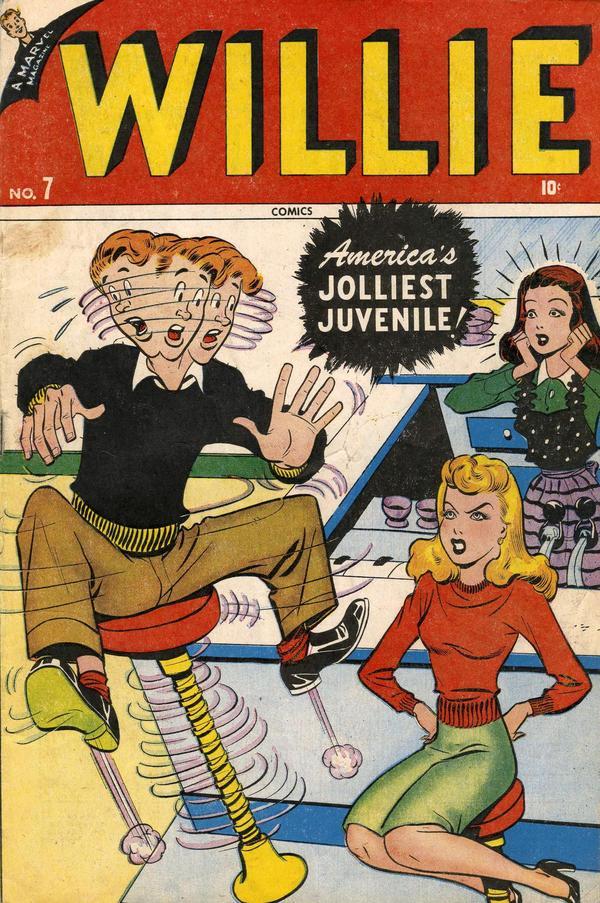 Willie Comics Vol 1 7