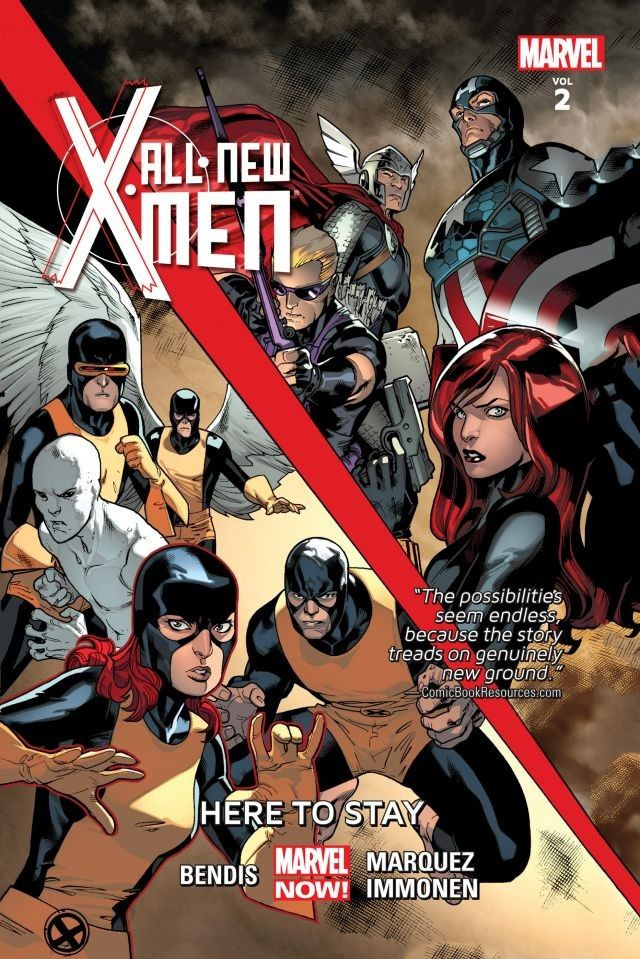 All-New X-Men TPB Vol 1 2: Here To Stay