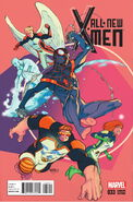 All-New X-Men Vol 1 33 Ferry Variant