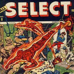 All Select Comics Vol 1 8