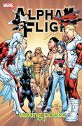 Alpha Flight TPB Vol 1 2 Waxing Poetic